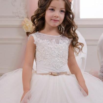 Ball Gown holy communion dresses cu..