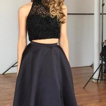 Two Piece Prom Dresses 2016 New Arr..