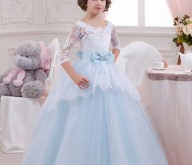 Flower Girl Dress - ..