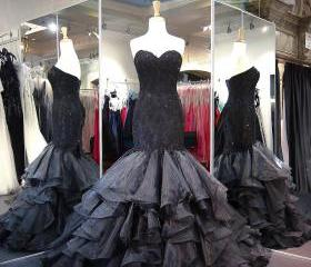 Gothic Black Wedding..