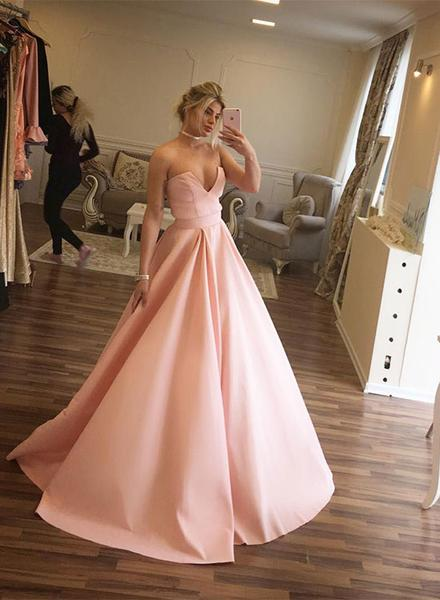 Ball Gown Prom Dress, Evening Dress, Party