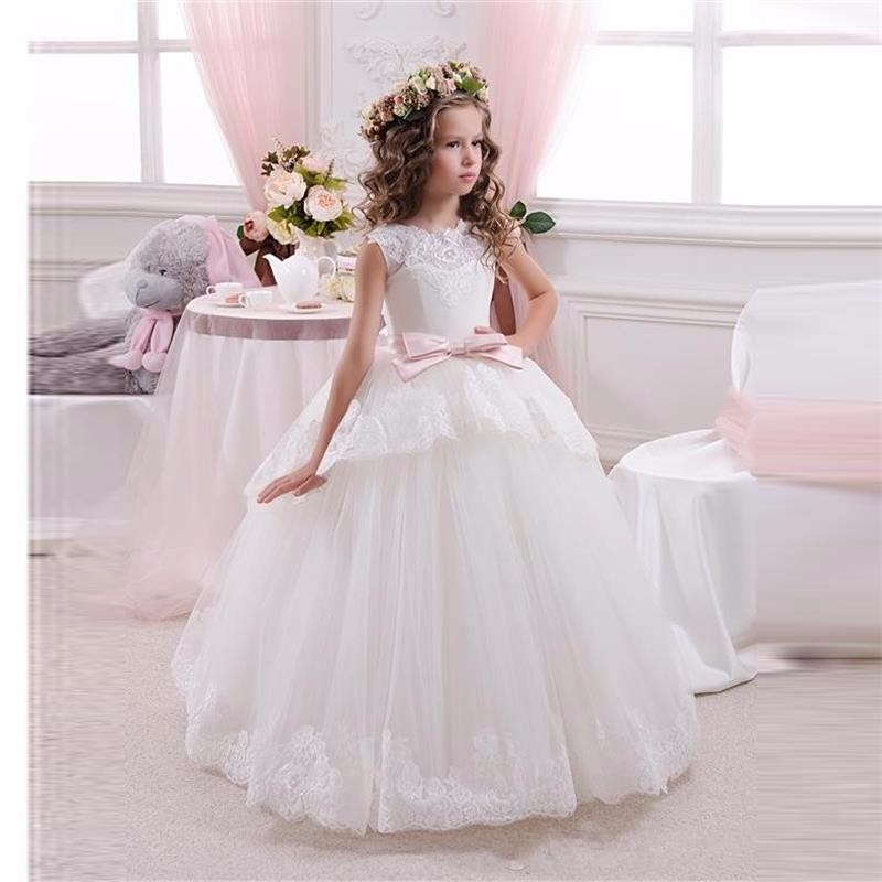 81ebcfed8 Flower Girl Dress