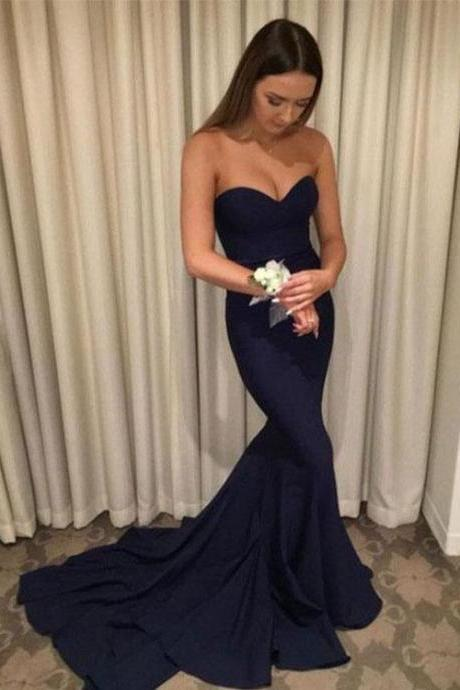 Sexy Long Sweetheart Prom Dress Evening With Bow Dress Party Dress Bridesmaid Dress Wedding Occasion Dress Formal Occasion Dress