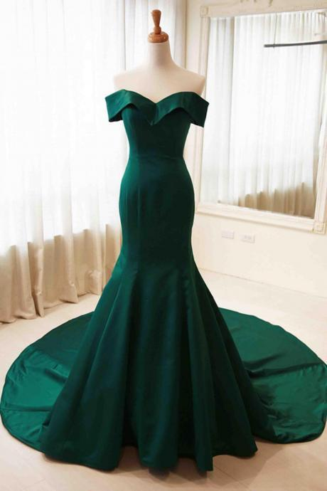 Sexy Long Off the Shoulder Prom Dress Evening With Bow Dress Party Dress Bridesmaid Dress Wedding Occasion Dress Formal Occasion Dress
