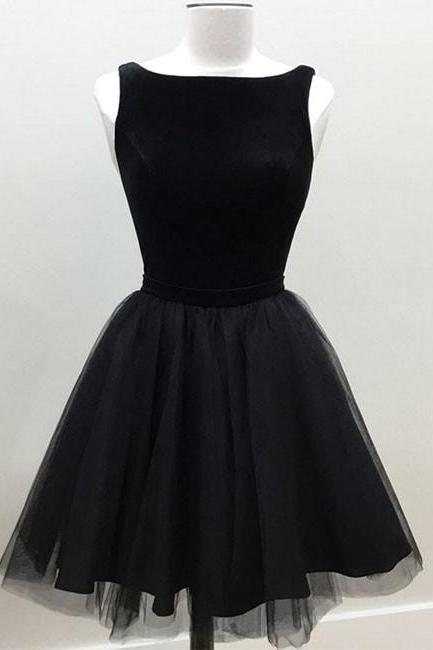 Sexy Women Dress,Black Short Skirt Prom Dress , Evening Dress , Party Dress , Bridesmaid Dress , Wedding Occasion Dress , Formal Occasion Dress