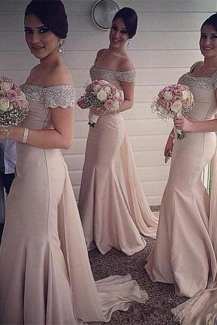 Fashion Dresses Cap Shoulder Evening Party Dress Prom Dress Long Chiffon Backless Prom Dresses Bridesmaid Dress BR13