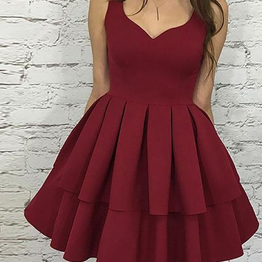 Sexy Cap Shoulder Chiffon Short Mini Prom Dress Evening With Bow Dress Party Dress Bridesmaid Dress Wedding Occasion Dress Formal Occasion Dress